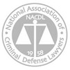 Member of National Association of Criminal Defense Lawyers logo