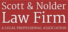 Scott Nolder Law Logo